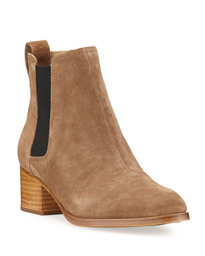 Walker Suede Chelsea Boot