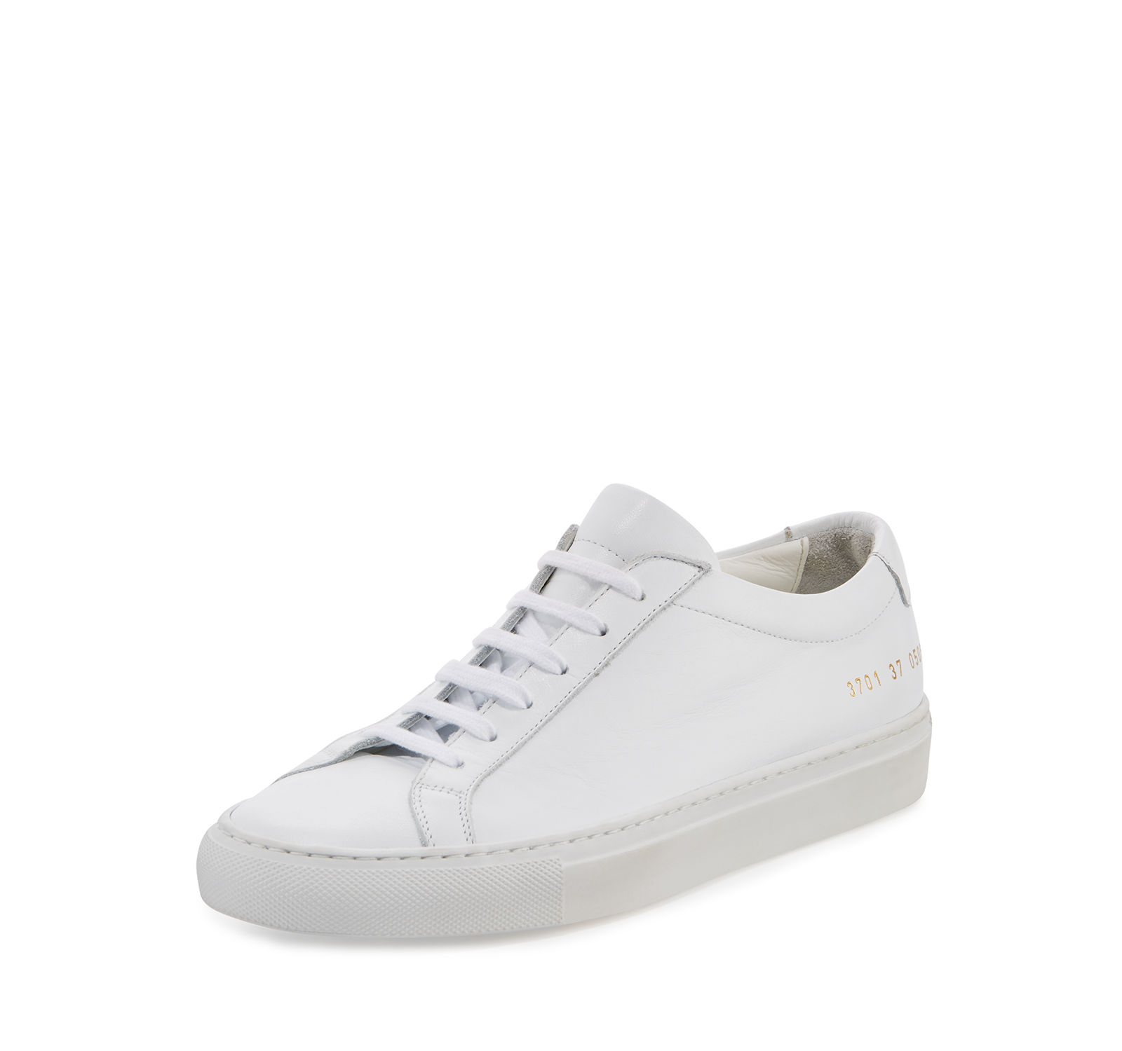 Common Sneakers Projects Achilles Leather Low-Top Sneakers Common 133bd6