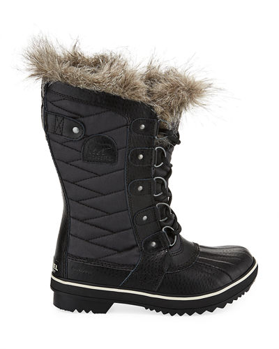 Tofino™ II Fur-Trim Quilted Boot
