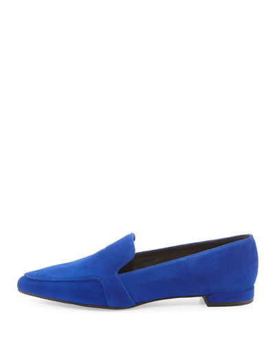 Pipelopez Pointed-Toe Loafer