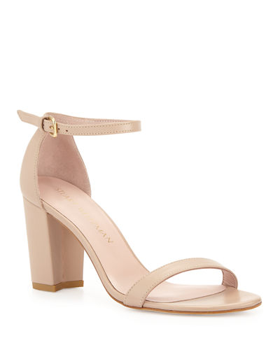 Nearlynude Leather City Sandals