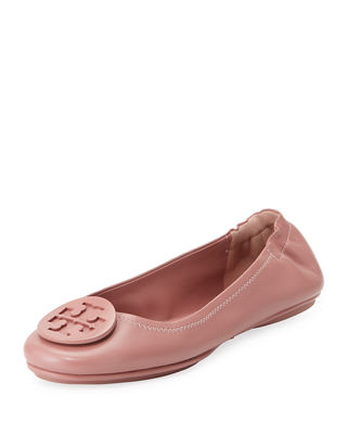 Minnie Travel Logo Ballerina Flat