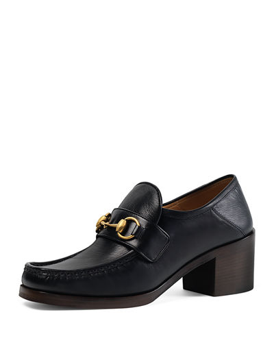 Vegas Horsebit 55mm Loafer
