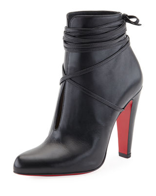 Image 1 of 2: S.I.T. Rain Wrap Red Sole Bootie