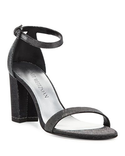 Nearlynude Shimmery City Sandal