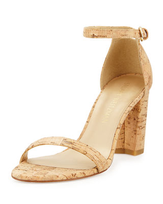 Image 1 of 5: Nearlynude Cork City Sandal