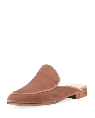 Palau Slip-On Leather Loafers Gianvito Rossi