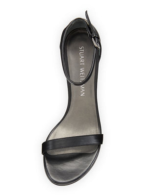 Simple Napa Chunky-Heel City Sandal