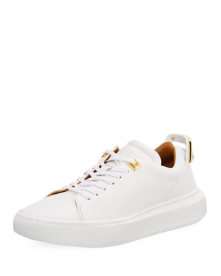 Buscemi Women's 50mm Leather Low-Top Sneaker