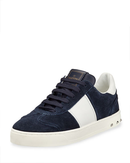 Fly Crew Suede Low-Top Sneaker
