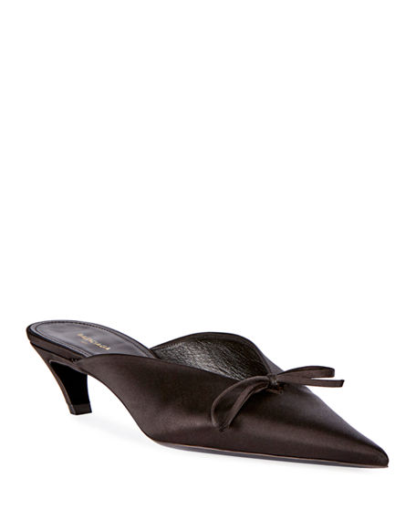 Balenciaga Slingback Pointed-Toe Pumps Free Shipping Cheap Quality Sale Cheap Prices New Fashion Style Of Sale Pre Order 2annA00