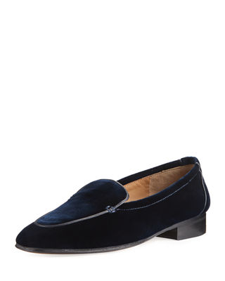 Adam Velvet Loafer