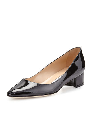 Listony Patent Low-Heel Pump