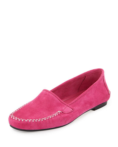Speed Suede Moccasin Driver
