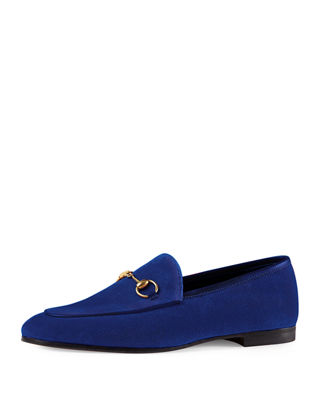 Image 1 of 4: New Jordaan Velvet Loafer