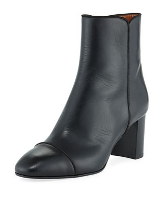 Aquatalia Everleigh Calf Zip Ankle Boot