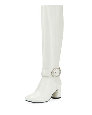 Donald J Pliner Caye Patent Leather Boot