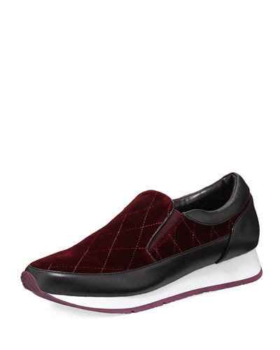 Donald J Pliner Ronie Special Two-Tone Sneaker