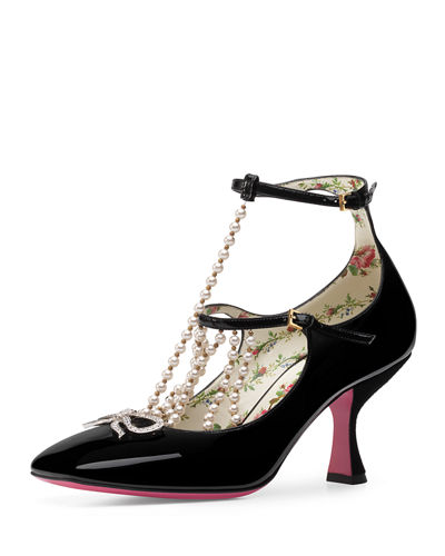 Taide Patent Leather Pump