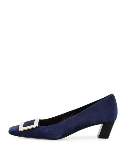 Decollete Belle Suede Pumps