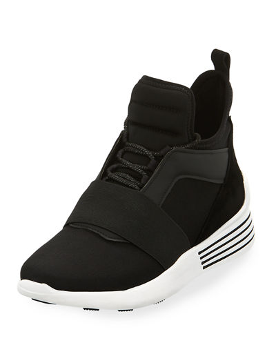 Braydin High-Top Trainer Sneakers