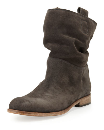 Alberto Fermani Umbria Back Detail Ankle Boot