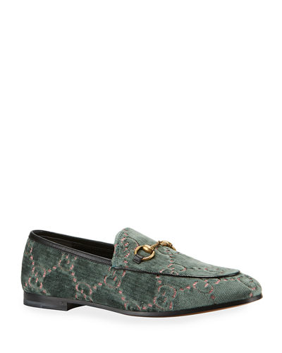Velvet GG Loafer