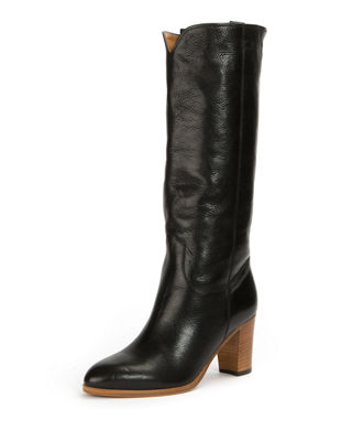 June Tall Calf-High Boot