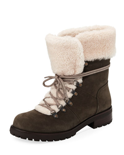 UGG Fraser Leather Hiker Boot
