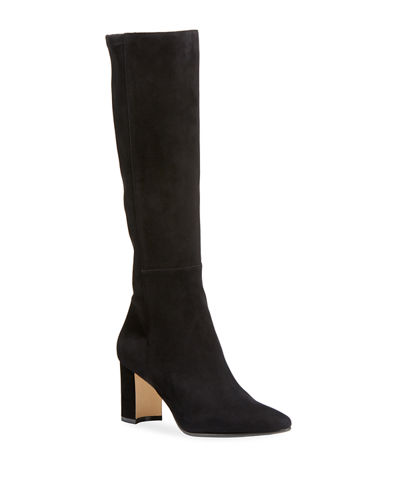 Pita Suede Knee Boot