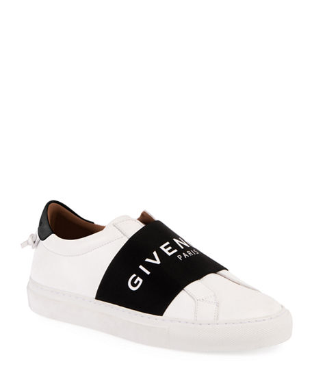 Image 1 of 4: Givenchy Urban Street Logo Sneakers