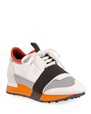 Balenciaga Classic Colorblock Runner Sneakers