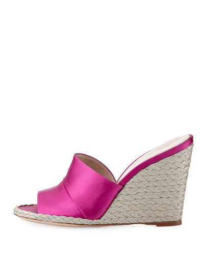Slidewalk Wedge Slide Sandal