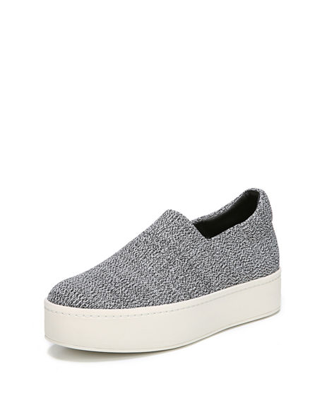 Vince Knit Slip-On Sneakers Discount Codes Shopping Online Buy Cheap Best Store To Get Outlet Discount Sale 2018 Unisex Cheap Price 8dJegA