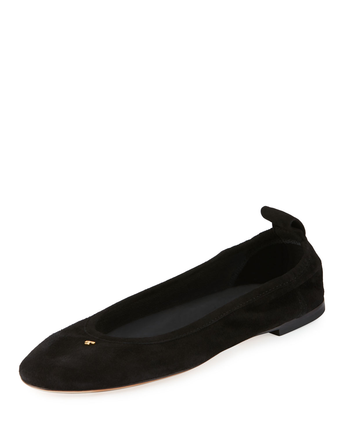Therese Suede Ballet Flat