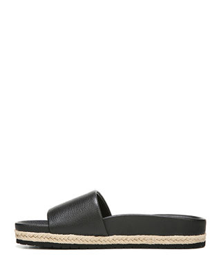 Image 2 of 4: Aurelia Flat Pool Slide Sandal
