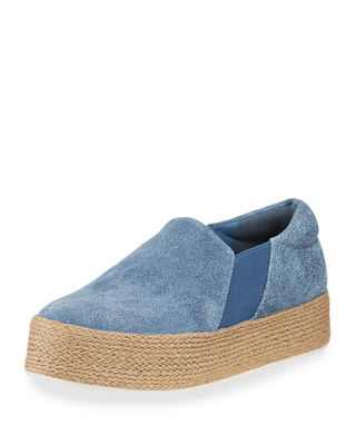 Wilden Flatform Stretch Sneaker