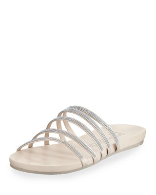 Pedro Garcia Multistrap Leather Sandals