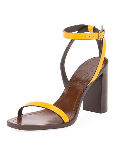 Loulou Leather City Sandal