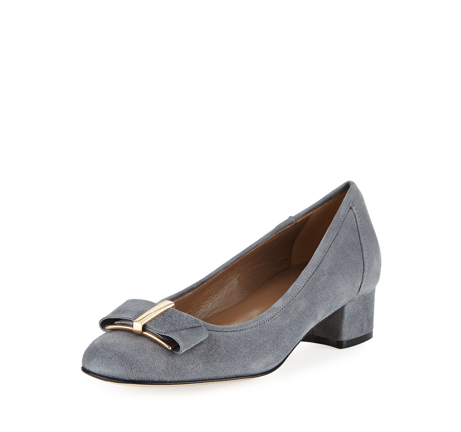 Man/Woman Sesto Meucci Fay Suede Suede Suede Bow Pump   High Quality Product a9a3f3