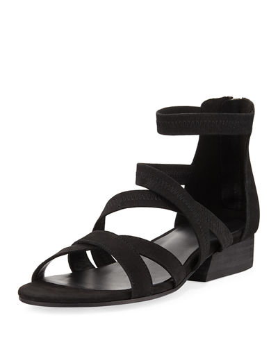 Eva Strappy Stretch Sandal