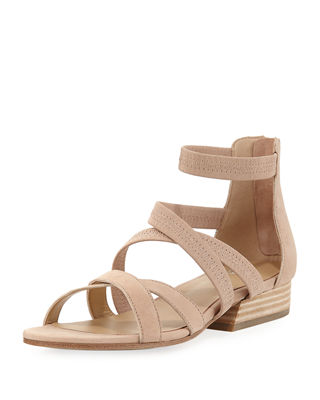Eileen Fisher Eva Strappy Stretch Sandal