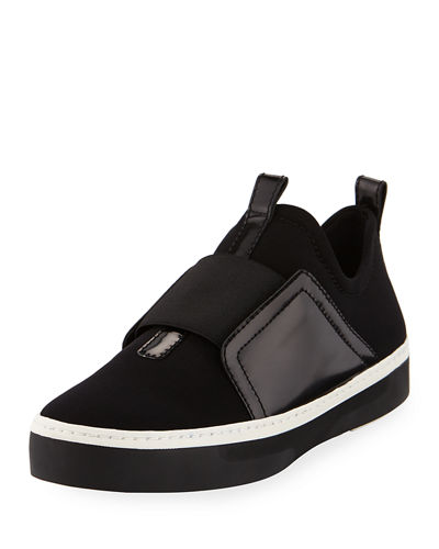 Wayfare Neoprene Two-Tone Sneakers