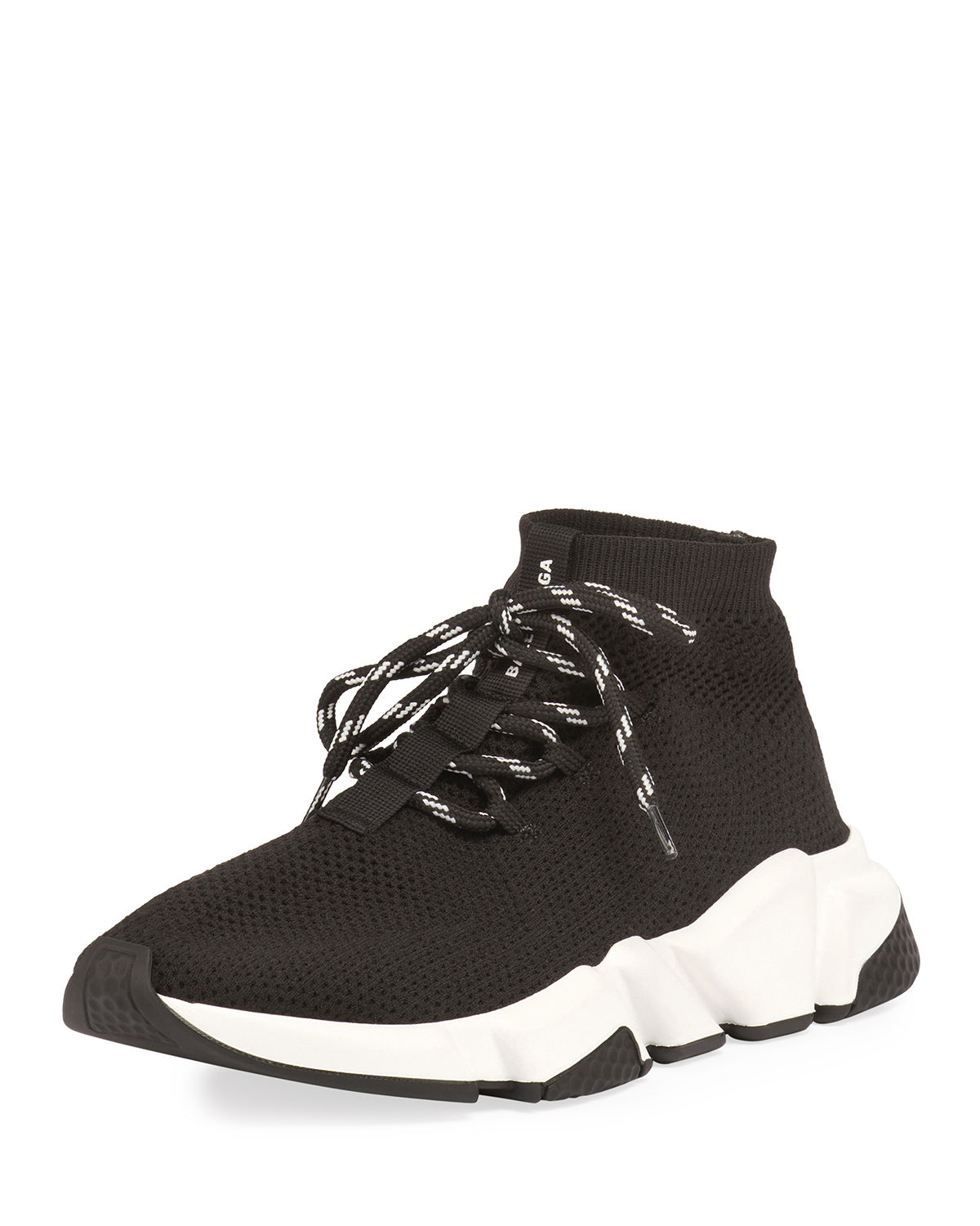 BalenciagaSpeed Lace-Up Knit Trainer.  750.00. Shoe   Handbag Event! 5086883f86c10
