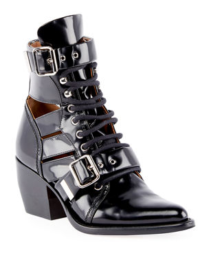 d706bcf8e832 Chloe Rylee Lace-Up Box Calf Boot. Favorite. Quick Look
