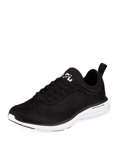 Techloom Phantom Haircalf Sneakers