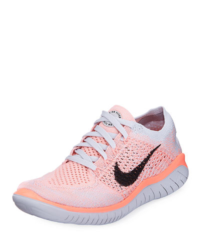 Women's Free Run FlyKnit Sneakers