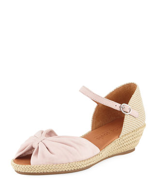 Image 1 of 3: Lucille Demi-Wedge Espadrille