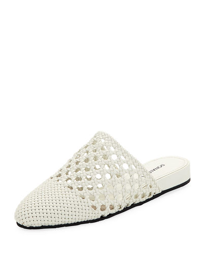 Rothkosp Woven Leather Slide Mule