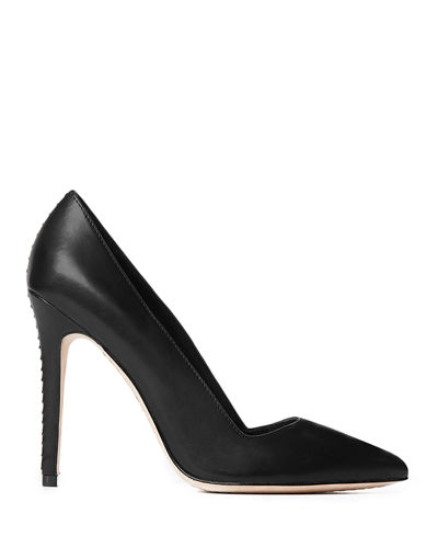Dina Leather 95mm Pump